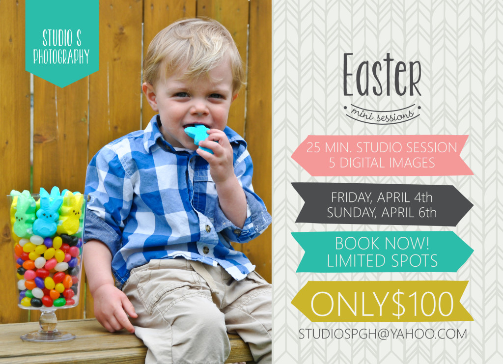 pittsburgh easter portraits